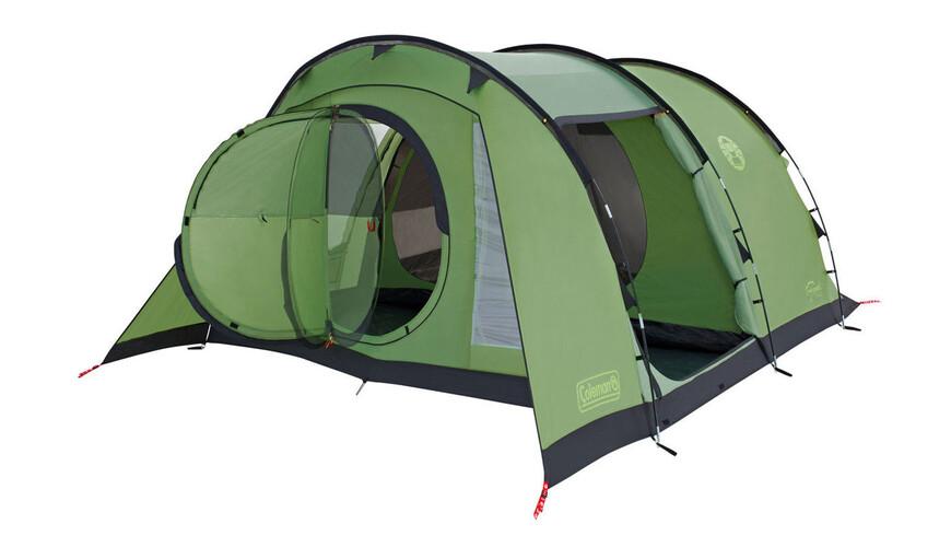 Coleman Cabral 4 - Tente - vert